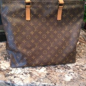 Louis Vuitton Bags - Authentic Louis Vuitton Cabas Mezzo